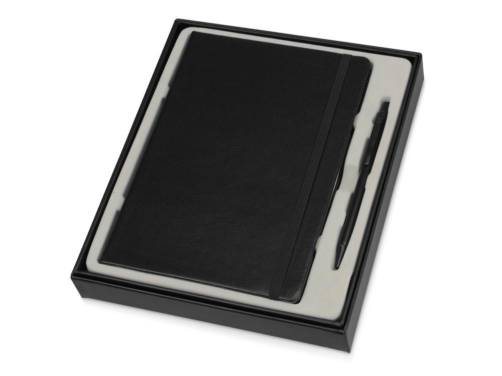 Набор для записей Альфа А5, черный
