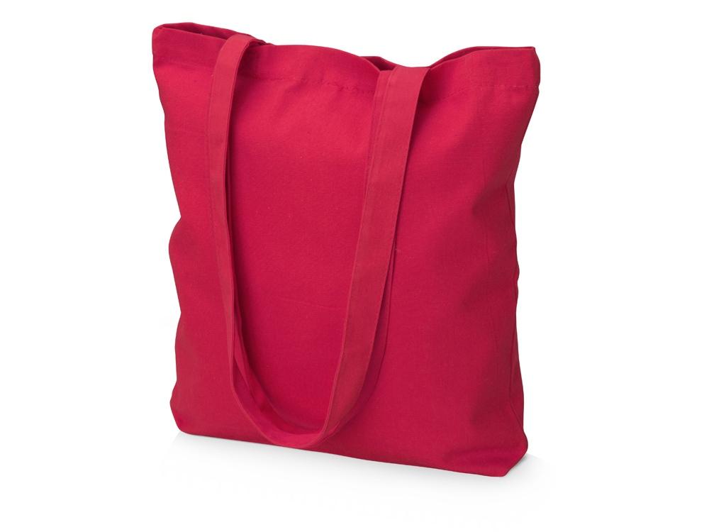 Сумка из плотного хлопка Carryme 220, красный