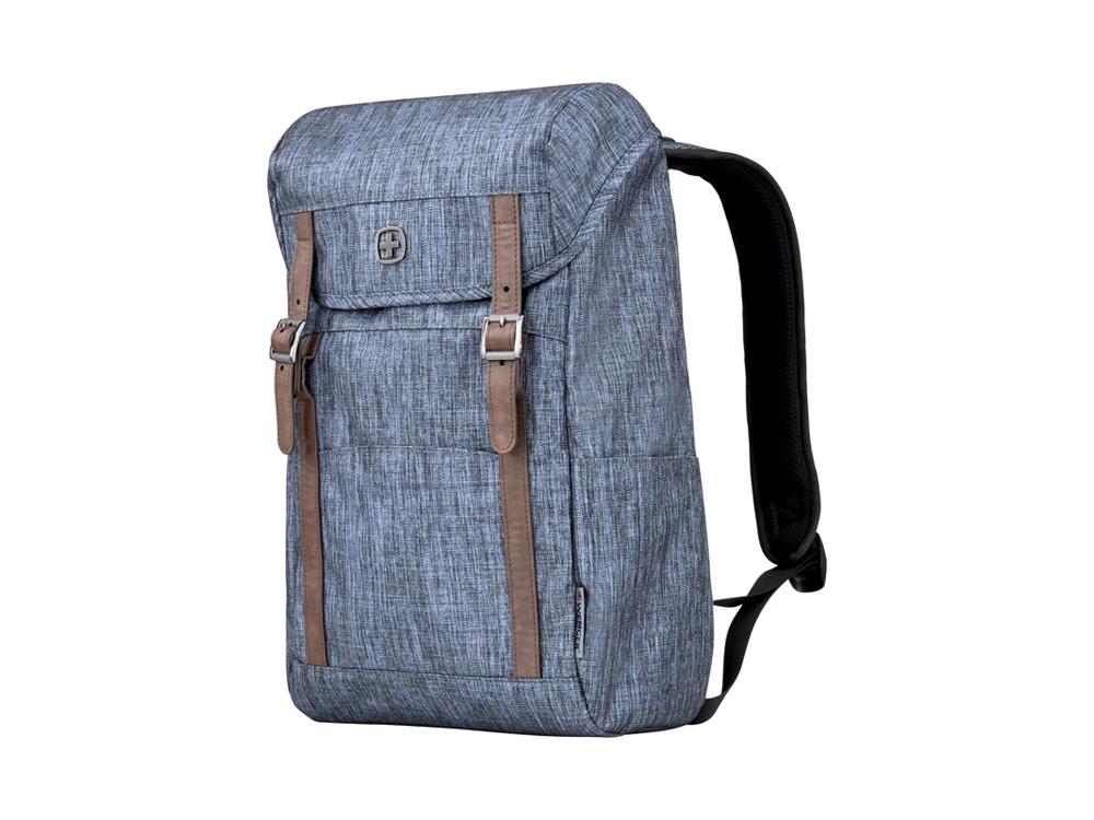 Рюкзак WENGER 16 л с отделением для ноутбука 16, синий