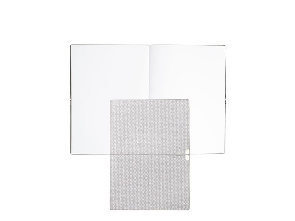 Блокнот формата А5 Storyline Epitome Light Grey