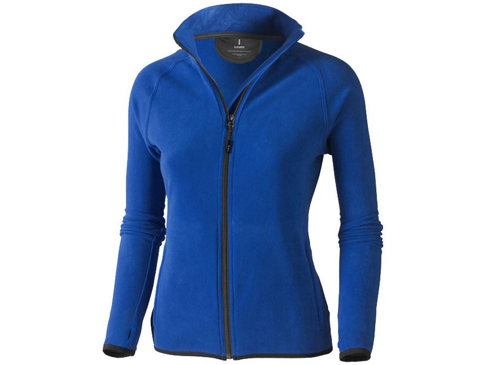 Куртка флисовая Brossard женская, синий