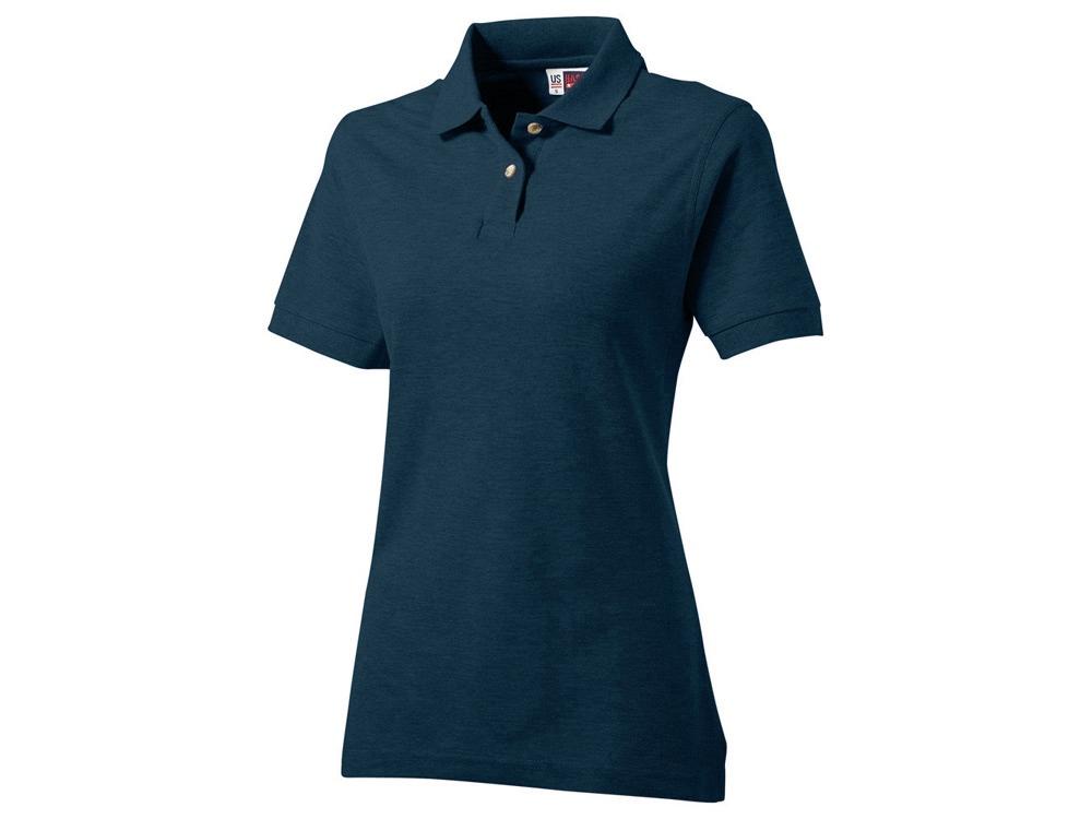 Рубашка поло Boston женская, темно-синий