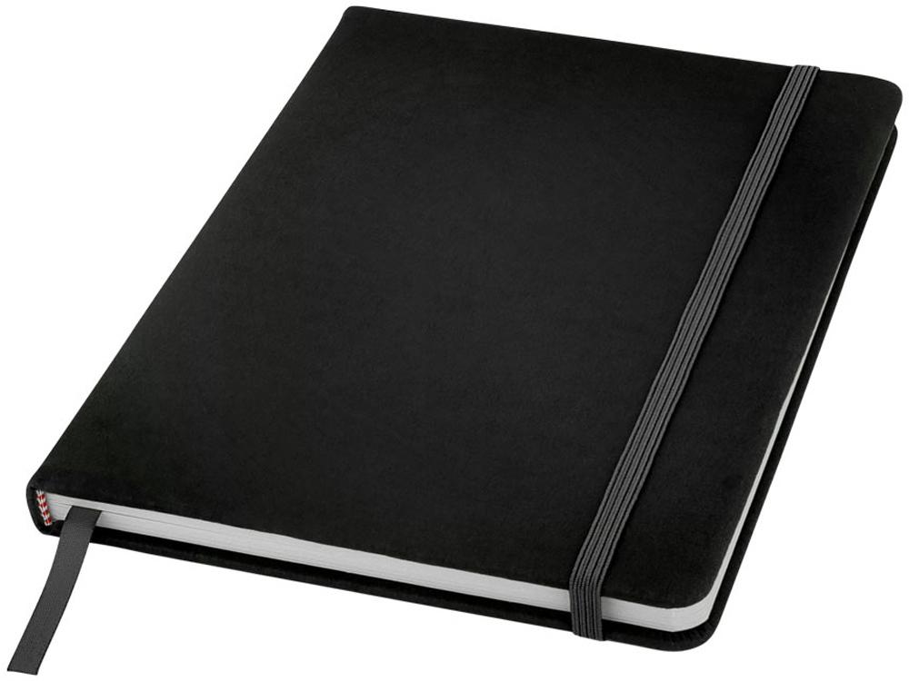 Блокнот Spectrum A5 с пунктирными страницами, черный