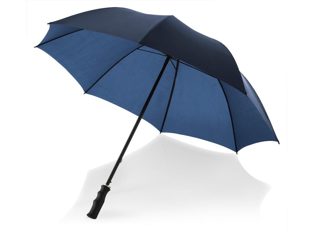 Зонт-тростьZeke30,темно-синий