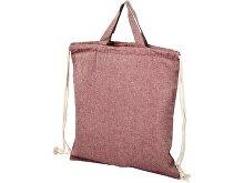 Сумка-рюкзак «Pheebs» из переработанного хлопка, 150 г/м² (арт. 12045904)