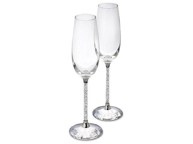 Бокалы для шампанского Crystalline (арт. 255678)