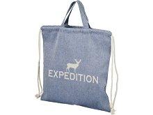 Сумка-рюкзак «Pheebs» из переработанного хлопка, 150 г/м² (арт. 12045902), фото 5