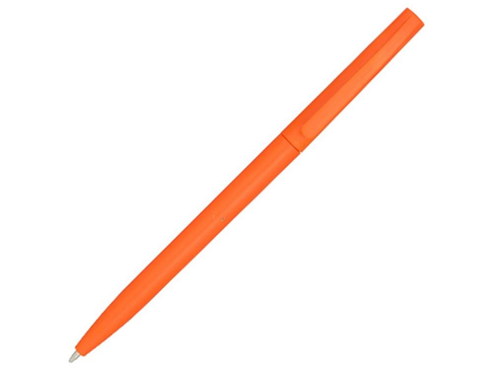 Ручка шариковая пластиковая Mondriane, оранжевый