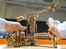 3D-ПАЗЛ UGEARS «Авиатор» (арт. 70053), фото 7