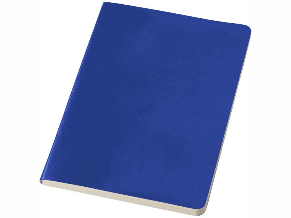 Блокнот А5 Gallery, ярко-синий