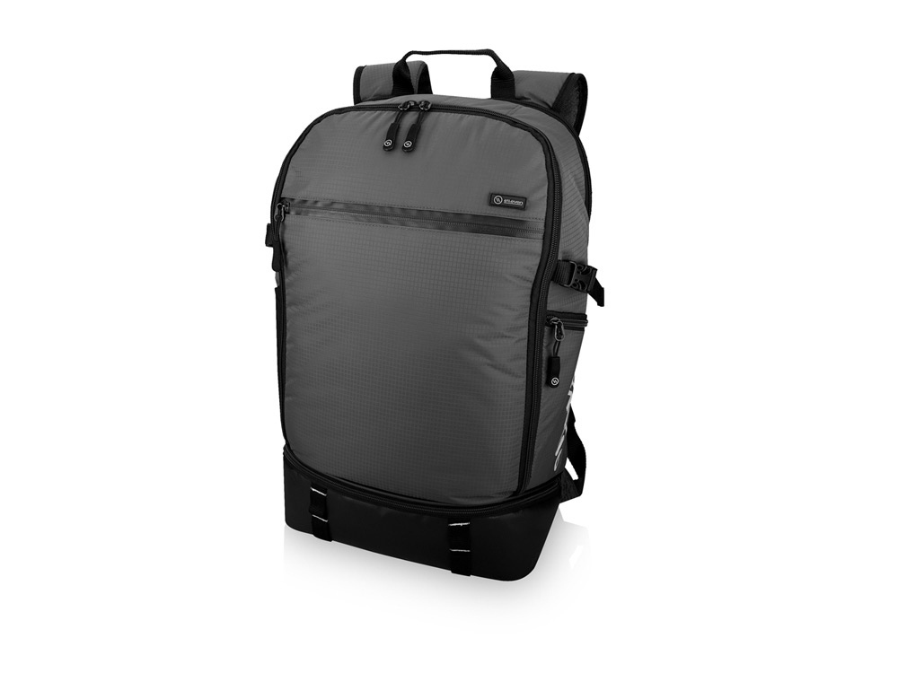 Рюкзак Flare, серый/черный