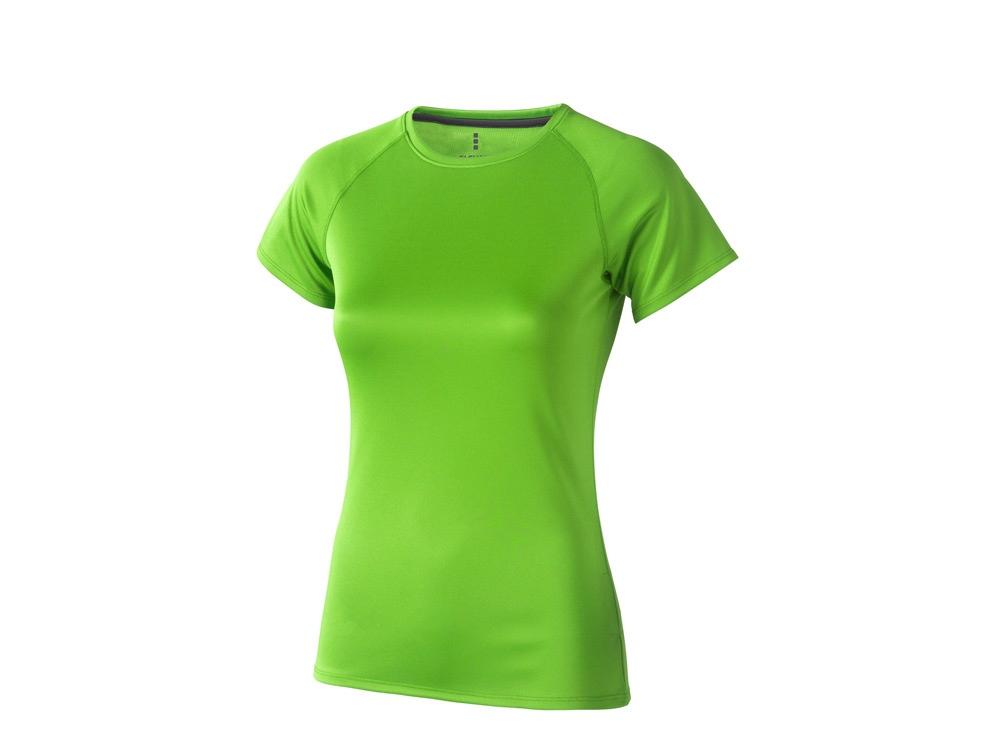 Футболка Niagara женская, зеленое яблоко