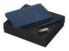 Подарочный набор «Notepeno» с блокнотом А5, флешкой и ручкой (арт. 700415.02)