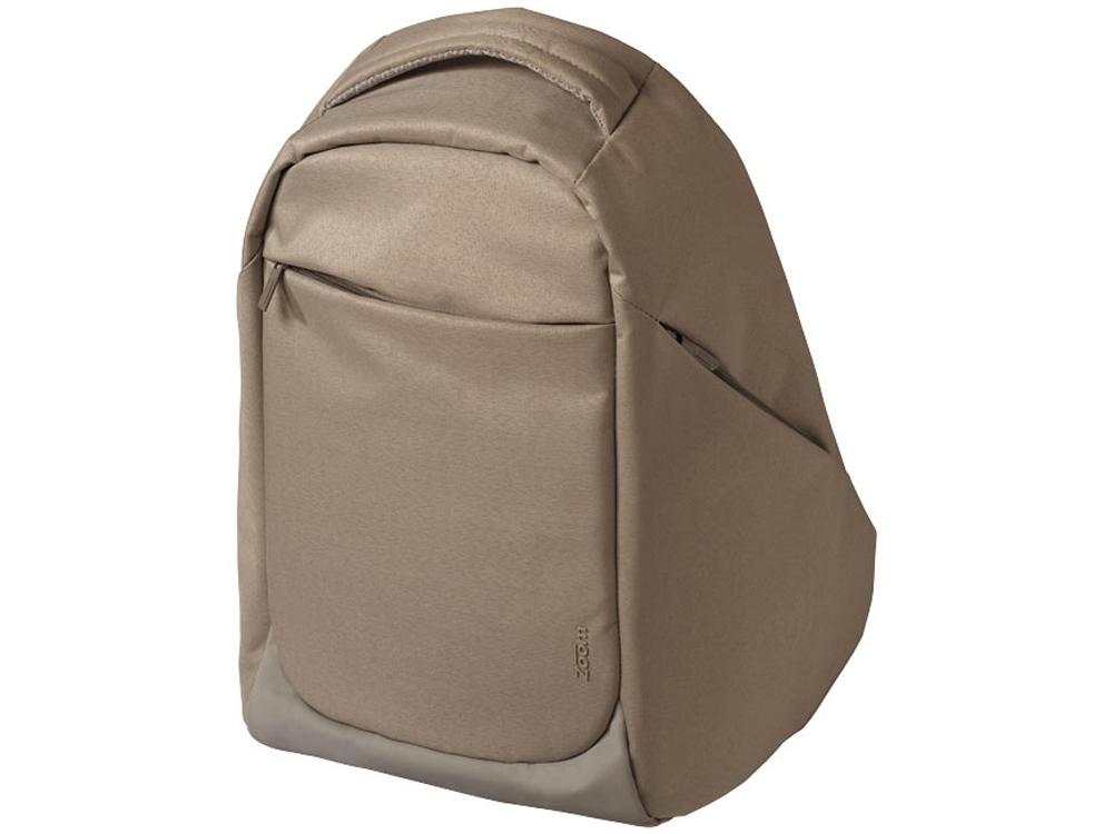 Рюкзак Zoom Covert для ноутбуков 15 TSA, бежевый