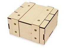 Деревянная подарочная коробка с крышкой «Ларчик» (арт. 625302)