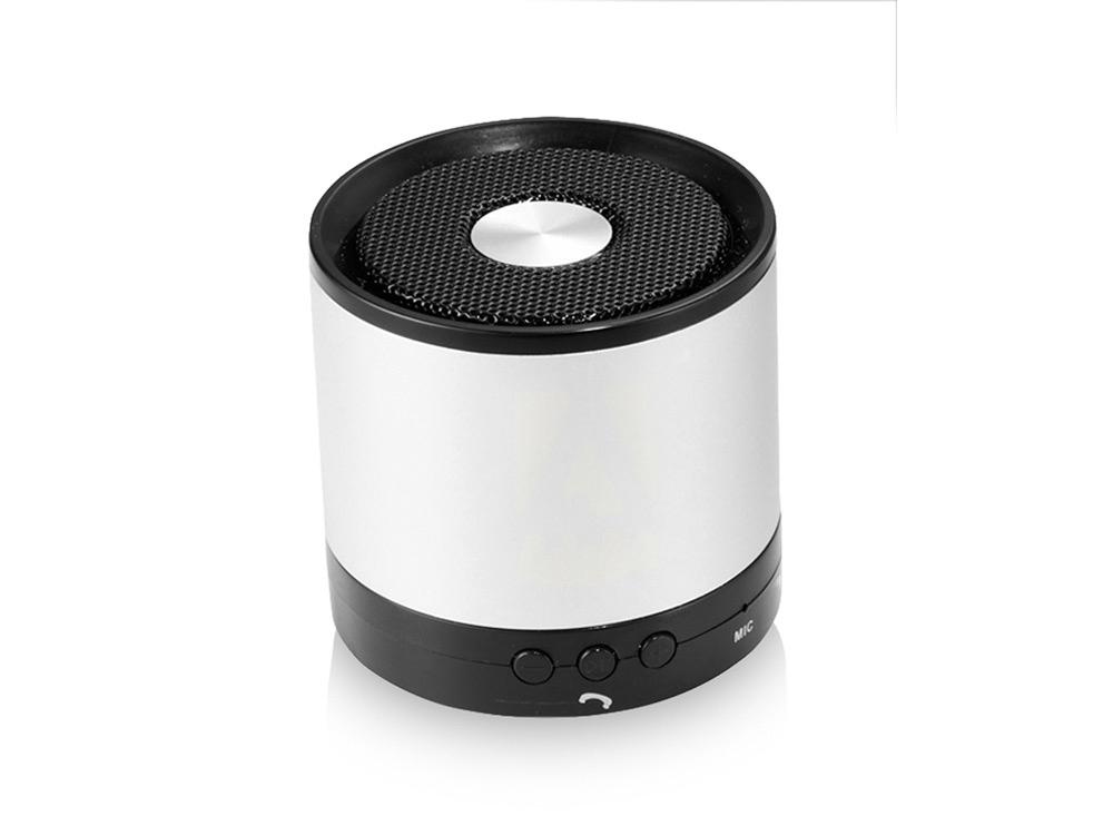 Колонка Greedo с функцией Bluetooth®, серебристый