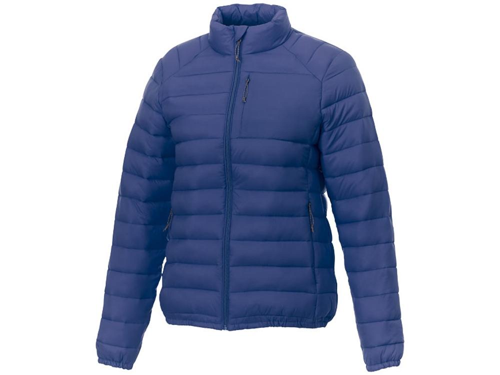 Женская утепленная куртка Atlas, cиний