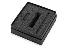 Коробка с ложементом Smooth M для зарядного устройства, ручки и флешки (арт. 700378)