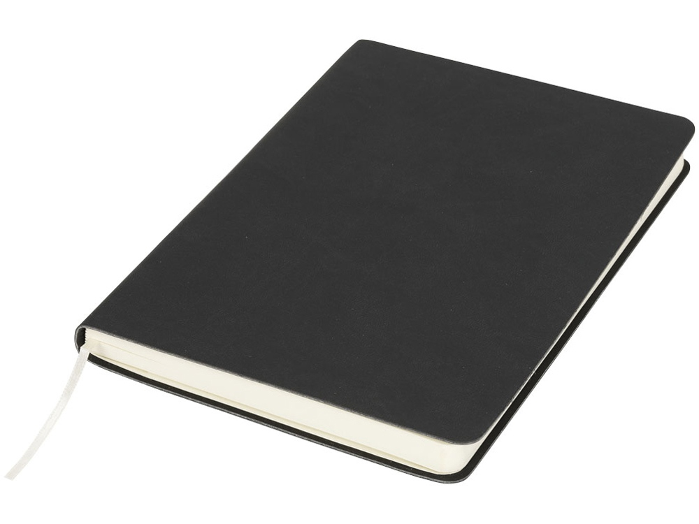 Мягкий блокнот Liberty, черный
