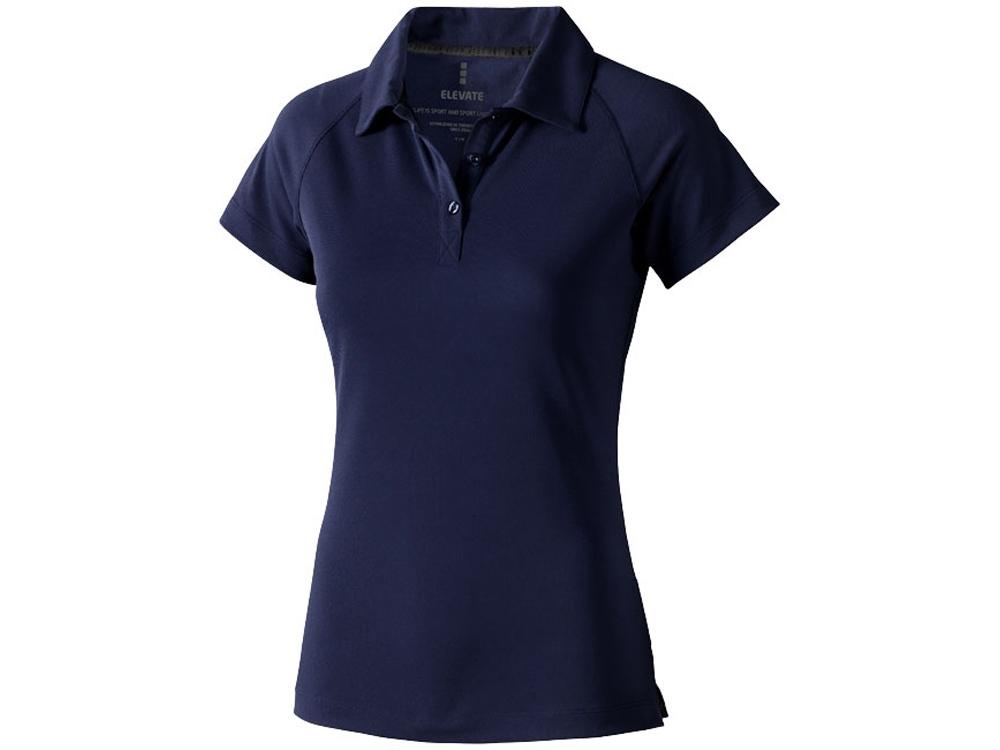 Рубашка поло Ottawa женская, темно-синий