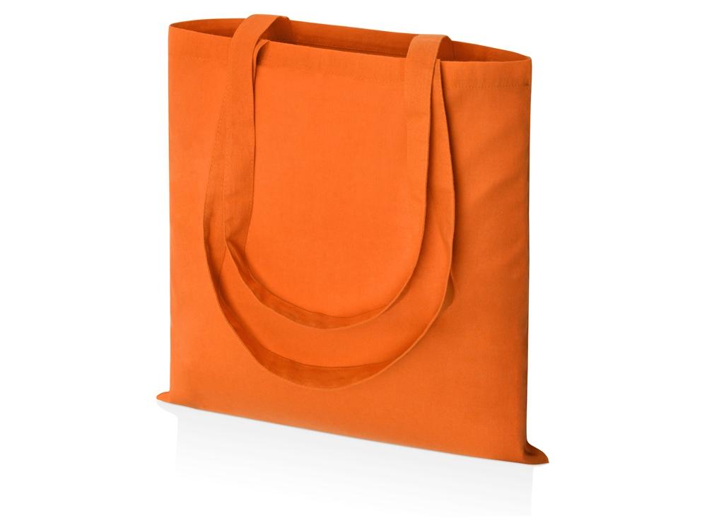 Сумка Шопинг, оранжевый