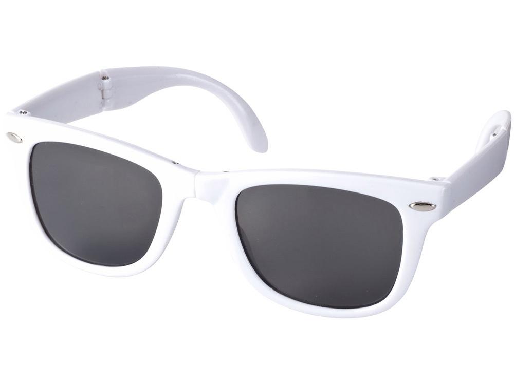 Очки солнцезащитные Sun Ray складные, белый