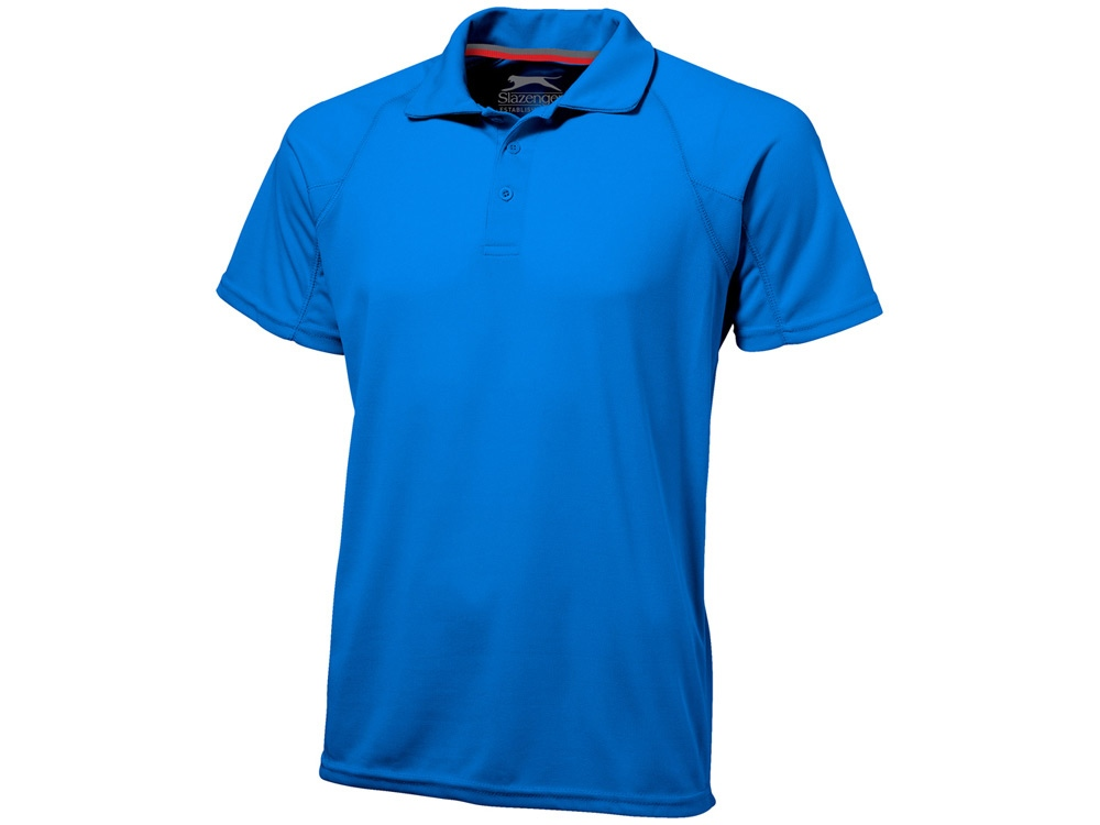Рубашка поло Game мужская, небесно-голубой