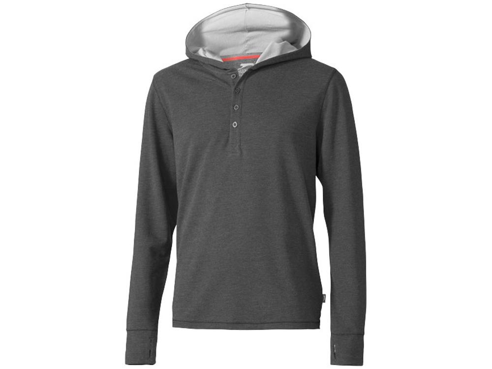 Толстовка Reflex Knit мужская, темно-серый