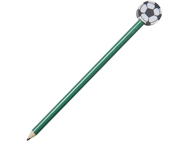 Карандаш «Футбольный мяч»
