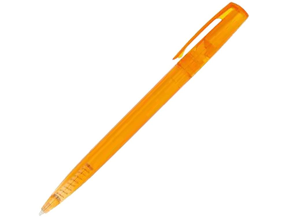 Ручка шариковая London, оранжевый, черные чернила