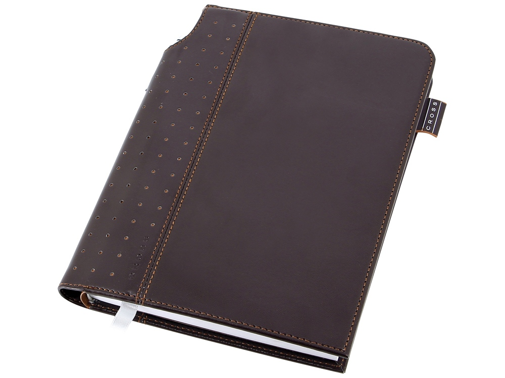 Записная книжка Journal Signature А6.  Cross, коричневый
