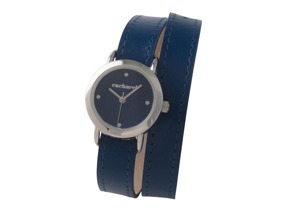 Часы наручные Blossom, женские. Cacharel, синий