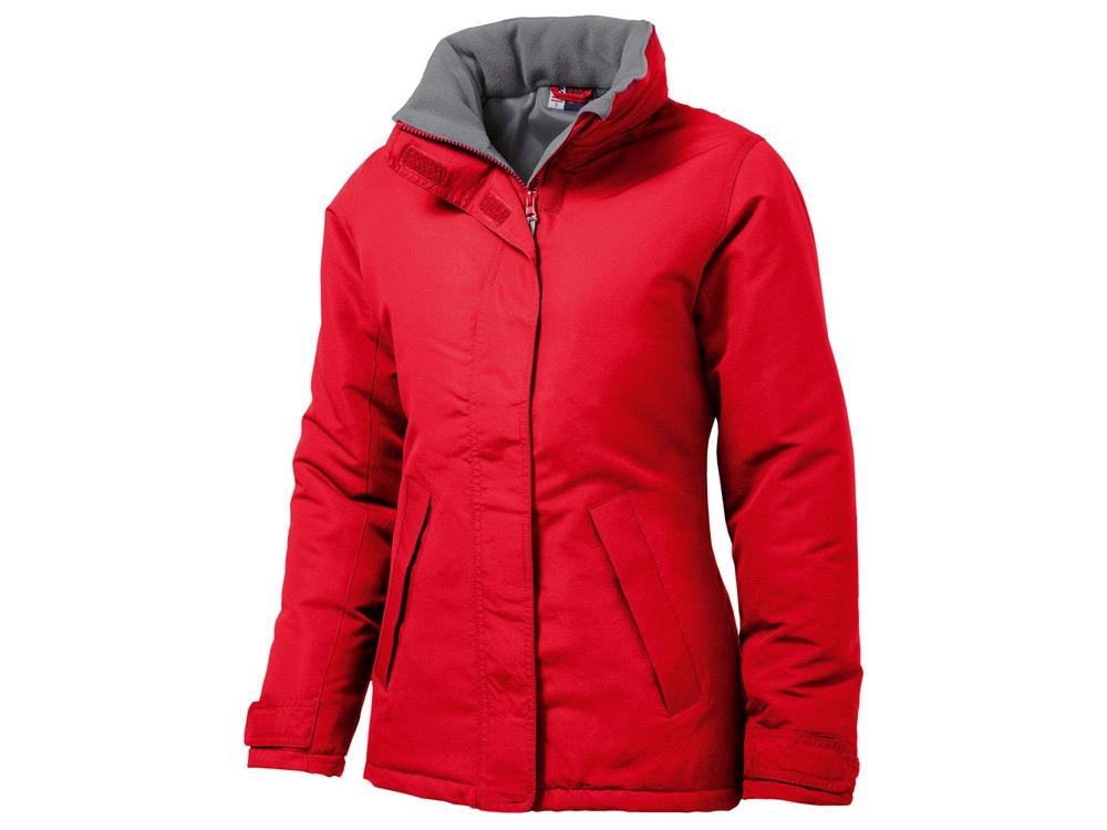 Куртка Hastings женская, красный