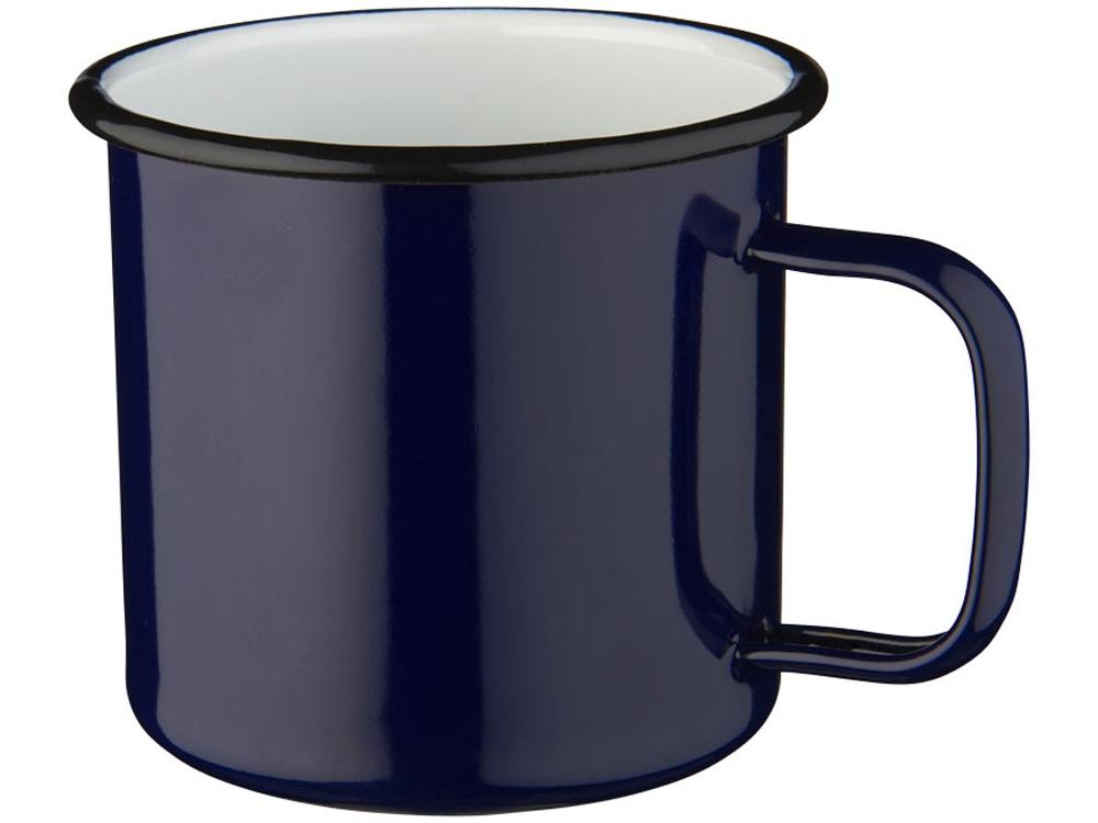 Кружка эмалированная Emal, синий