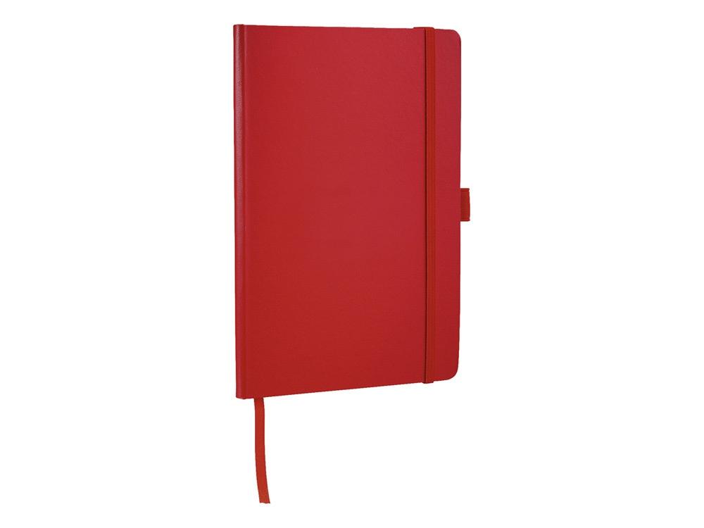 Блокнот А5 Flex, красный