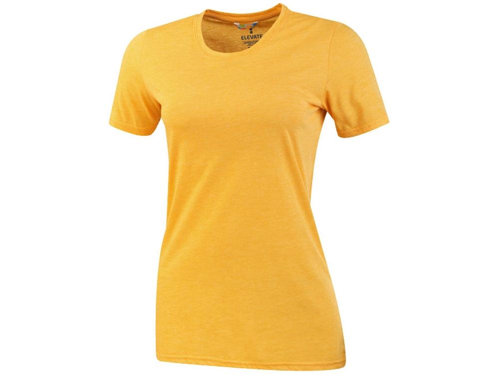 Футболка Sarek женская, желтый