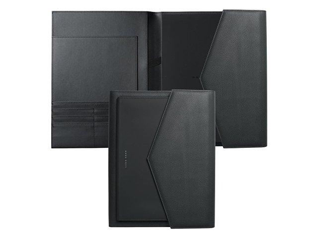 Папка А4 Sophisticated Black (арт. HDF809A)