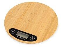 Бамбуковые кухонные весы «Scale» (арт. 694208)