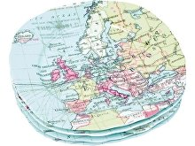 Набор тарелок «Карта мира» (арт. 82173)