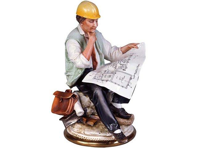 Скульптура «Инженер»