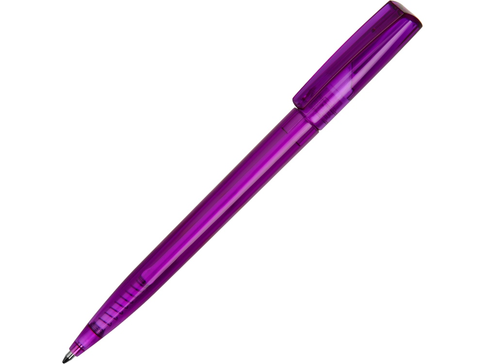 Ручка шариковая London, фиолетовый, черные чернила