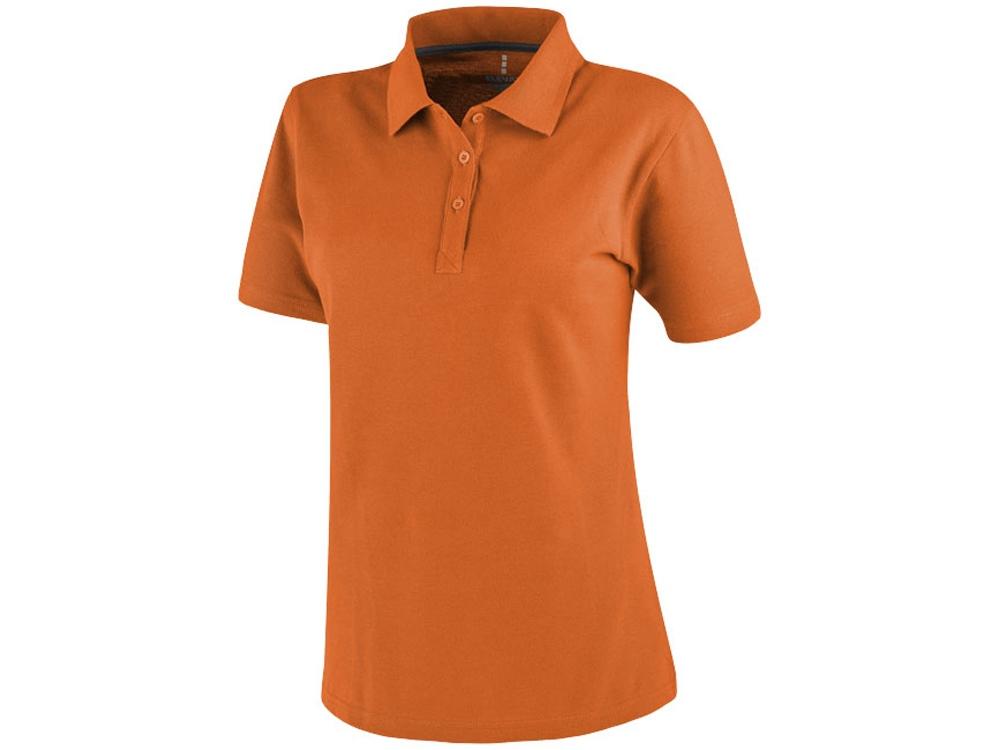 Рубашка поло Primus женская, оранжевый