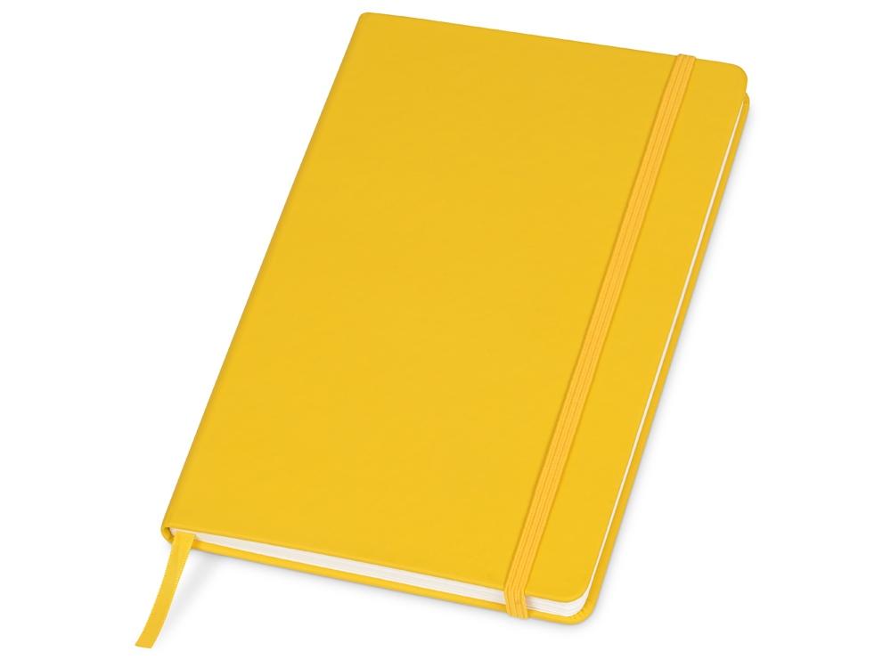 Блокнот А5 Vision, Lettertone, желтый