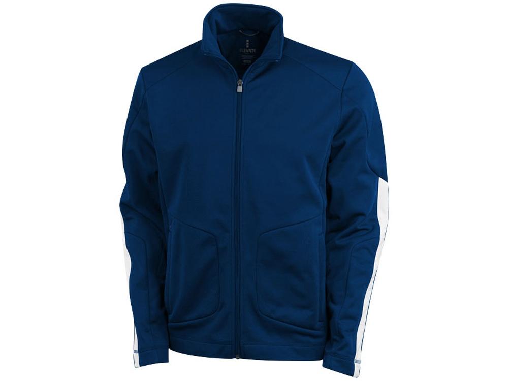 Куртка Maple мужская на молнии, темно-синий