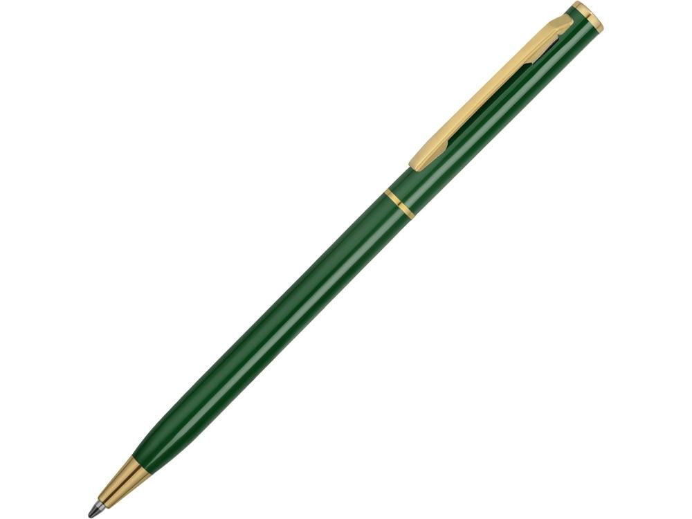 Ручка шариковая Жако, темно-зеленый