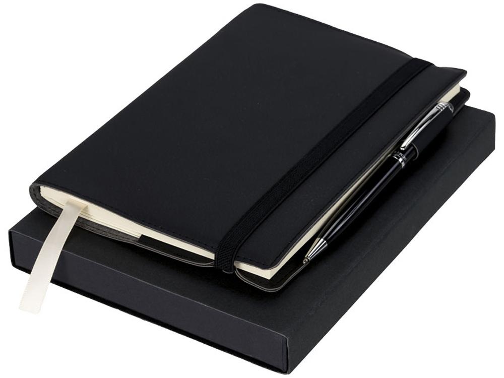 Подарочный набор Aria: блокнот, ручка шариковая