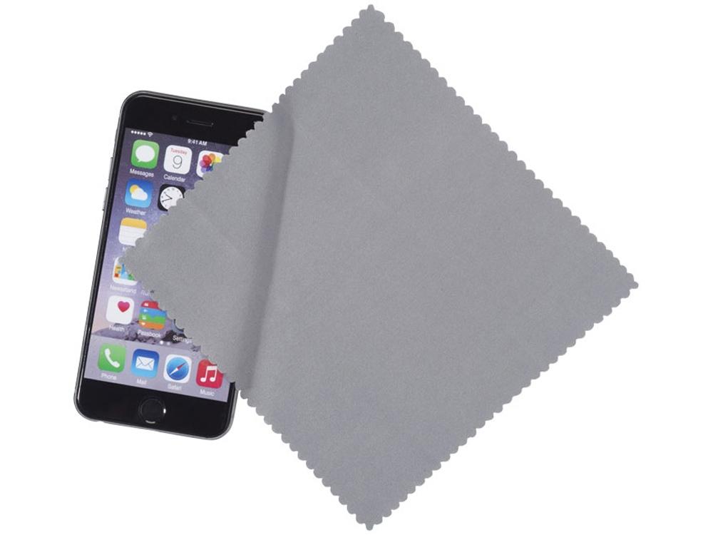 Салфетка из микроволокна, серый
