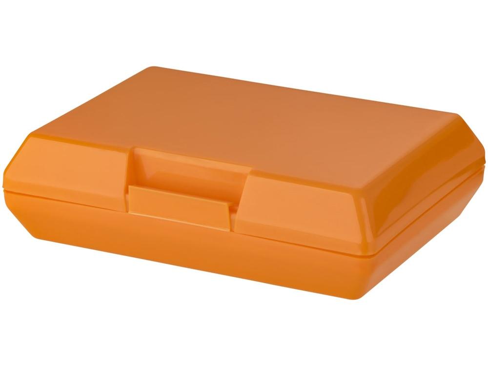 Ланч-бокс Oblong, оранжевый