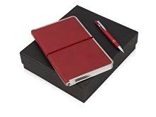 Подарочный набор «Silver Sway» с ручкой и блокнотом А5 (арт. 700323.01)