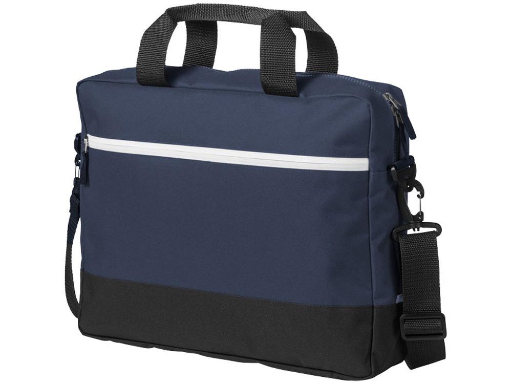 Сумка Oakland для ноутбука 14, синий/черный